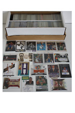 ca. 1500 Basketball NBA Trading Cards Lot #ed/jersey/auto/patch