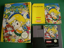 Nintendo NES BANANA PRINCE PAL B NOE/FRG complet