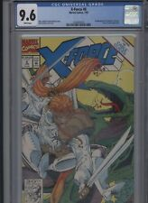 X-Force #6 CGC 9.6 Rob Liefeld FABIAN NICIEZA 1992 Cable DOMINO