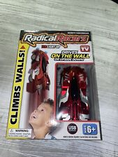 Radical Racers As Seen On Tv Remote Controlled Car. LED LIGHT-UP. AGES 6+. Red