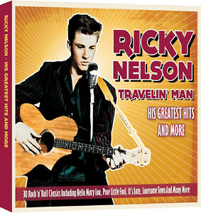 Ricky Nelson - Travelin' Man - CD BRAND NEW SEALED GREATEST HITS VERY BEST OF