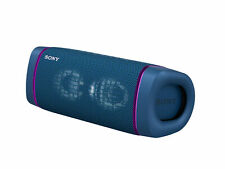 Sony SRS-XB33 EXTRA BASS Wireless Portable Bluetooth Speaker - SRSXB33/L - Blue