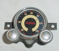 Vintage Antique Motorola Dash Radio Dial Head Model A T B Ford Rat Rod Buick Reo
