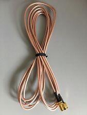 3M Cable de extensión de antena WIFI Inalámbrica Rp Sma vendedor del Reino Unido de plomo