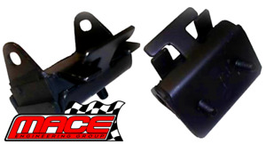 PAIR OF FRONT ENGINE MOUNTS FOR FORD FAIRMONT XF 250 OHV CARB EFI 4.1L I6