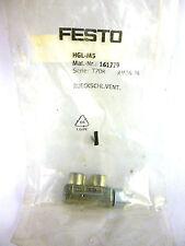 Festo Rückschlagventil HGL-M5 Serie T708 161779  Neu OVP