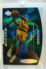 Rare: 1999 Upper Deck Encore Intensity Kobe Bryant #I22, Refractor Like Insert