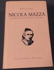 NICOLA MAZZA - Rino Cona - Casa Editrice Mazziana   (K2)