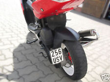 Tail Tidy / Licence Plate Holder for Peugeot Jet Force C-Tech 50 Scooter Tuning