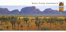 XXL-Ansichtskarte: Australien: Kata Tjuta (The Olgas)