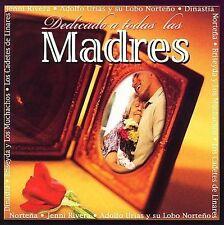 Various Artists : Dedicado a Todas Las Madres CD