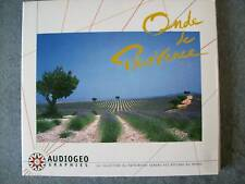 Onde de Provence Audiogeo Graphies French CD
