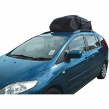roof rack style box rails bars car van 4x4 cargo bag luggage carrier XL 458ltrs