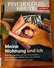 """PSYCHOLOGIE HEUTE compact """"Meine Wohnung und ich"""" Heft 66 aus 2021 ungelesen!"""