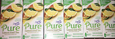 6xCrystal Light Pure Lemon Iced Tea Drink Mix 7 Count=42 Packs EXP7/20