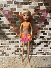 Winx Club Jakks Enchantix Stella Doll