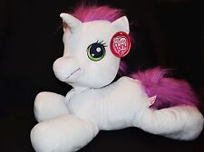 My Little Pony G4 Sweetie Belle Plush Hasbro 2010 56cm With Tags