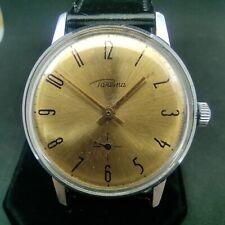 Vintage Watch Raketa 2603 17 Jewels mechanische Sowjetische 1956 UdSSR