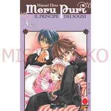 Manga - Merupuri Il Principe Dei Sogni - Ristampa 3 - Panini Comics