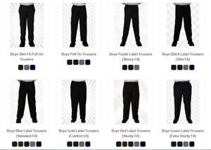 Innovation School Uniform Boys Trousers Skinny, Slim, Standard, Comfort Fit