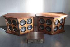 BOSE 901 serie 1 Altoparlante + EQUALIZZATORE + imballaggio originale, Ebony Speaker
