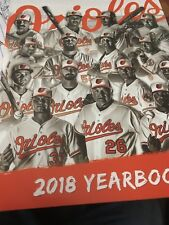 2018 BALTIMORE ORIOLES YEARBOOK ADAM JONES MANNY MACHADO IN STOCK BRAND NEW