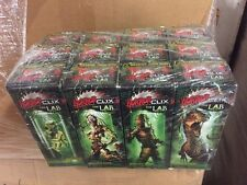 HorrorClix The Lab Miniatures Game Booster  Brick Of 12 Boosters TMG CMG