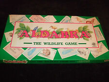ALDABRA  - VINTAGE WILDLIFE BOARD GAME - RARE - MADE BY SMT