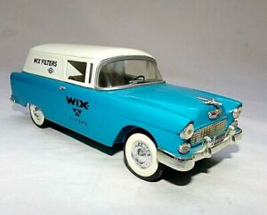 Liberty Classics Wix Filters 1955 Chevrolet Nomad Limited Edition Bank 1:24