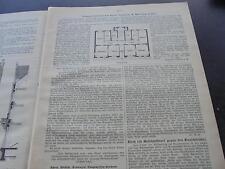 1896 Baugewerkszeitung 104/ Haus Brenning in Kiel