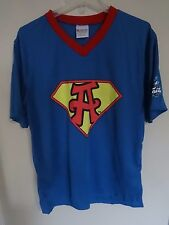 New In Package 2016 MiLB Asheville Tourists SGA Pullover Jersey Men XL Super A