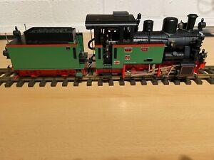 LGB Aster Frank S, Echtdampf Live Steam, Nummer 2901 in OVP.