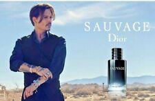 Christian Dior Sauvage Men's Eau De Toilette Fragrance - 3.4 Oz.