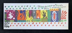 """Henri Matisse lithograph """"Elle Vita Paraitre le Matin"""""""