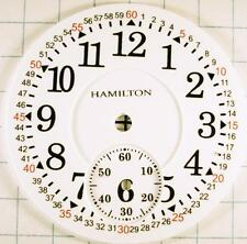 Replacement Dial for 16S Hamilton Pocket Watch  (H3)