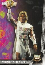 2018 Topps Wwe Femmes Division Cartes à Collectionner, #47 Alundra Blayze