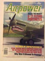 Airpower Magazine B-17 Flying Fortress January 2000 050319nonrh