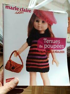 LIVRE PHILDAR tenues de poupées