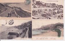 Lot 4 cartes postales anciennes LE HAVRE 3