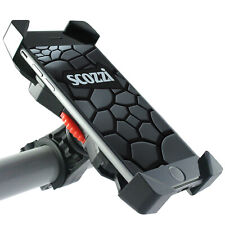 scozzi®Handyhalterung Fahrrad Universal Lenker Handy Smartphone Halterung Halter
