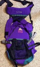 Kelty Kids Wallaby Baby Infant Carrier Hiking Backpack Purple Camping Outdoors