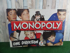Monopoly One Direction 1D Edition 100% Complete