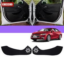 For Chevrolet Malibu XL Car Interior Door Cover Scratch Protection Anti Kick Pad