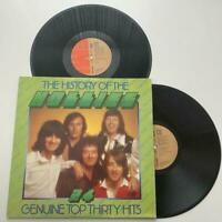 The History of The Hollies Gatefold Double Vinyl Album Record Disc LP