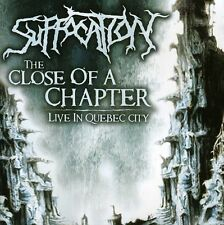 Suffocation - Close of Chapter: Live in Quebec City [New CD] Argentina - Import