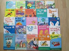 I CAN READ IT ALL BY MYSELF BEGINNER BOOKS HC LOT 25~Little Black Circus~Summer~