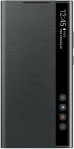 Samsung Schutz-/Design-Cover Clear View Cover für Galaxy Note20 Ultra 5G