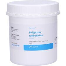 Polyporus umbellatus (Eichhase) Vitalpilzpulver 200 g