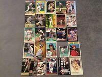HALL OF FAME Baseball Card Lot 1978-2020 ROBERTO CLEMENTE STEVE CARLTON +