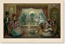 MARK RYDEN THE PARLOR LIMITED EDITION PRINT SIGNED NUMBERED